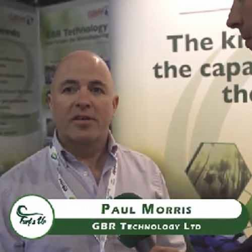 Turf's Up at BTME 2019 - Interview with Paul Morris