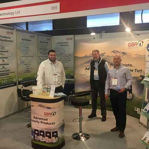 GBR Technology are at BTME 2020!